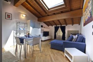 La Colombina, Apartmanok  Verona - big - 11