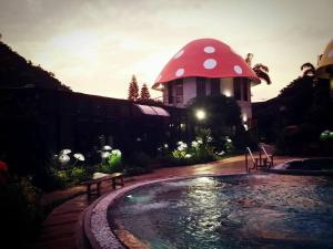 Khaoyai Panorama Resort, Курортные отели  Mu Si - big - 29