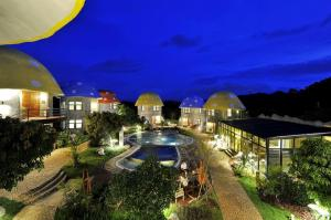 Khaoyai Panorama Resort, Курортные отели  Mu Si - big - 26
