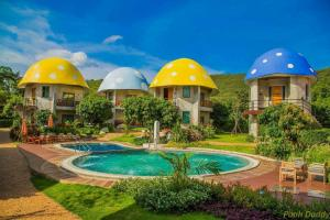 Khaoyai Panorama Resort, Курортные отели  Mu Si - big - 25