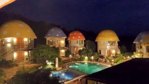Khaoyai Panorama Resort, Курортные отели  Mu Si - big - 30