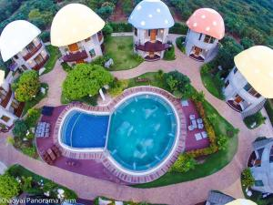 Khaoyai Panorama Resort, Курортные отели  Mu Si - big - 6