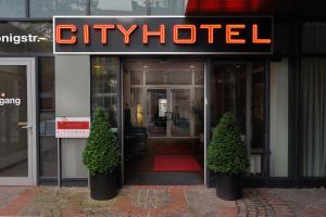 Cityhotel Königstrasse, Hotely  Hannover - big - 16