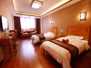 Sunshine Nali Boutique Inn, Penziony  Kaifeng - big - 5