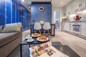 Habitat Apartments Cool Jazz, Апартаменты  Барселона - big - 17