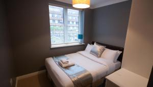 IFSC Dublin City Apartments by theKeyCollections, Apartmány  Dublin - big - 16