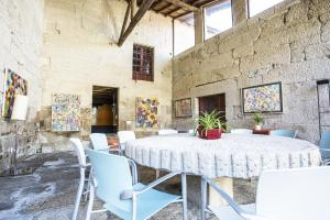 Hotel Torre Lombarda, Country houses  Allariz - big - 27