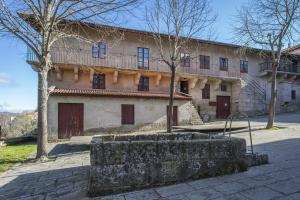 Hotel Torre Lombarda, Country houses  Allariz - big - 29