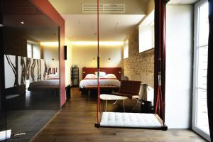 Aux Terrasses, Hotely  Tournus - big - 1
