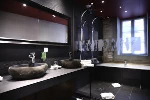 Aux Terrasses, Hotely  Tournus - big - 18