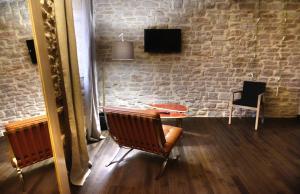 Aux Terrasses, Hotels  Tournus - big - 28