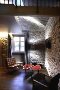 Aux Terrasses, Hotely  Tournus - big - 16