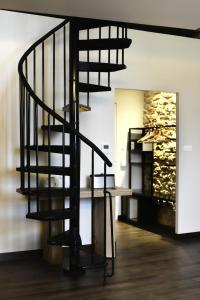 Aux Terrasses, Hotely  Tournus - big - 15