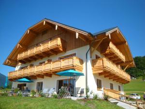 Urlaub am Dichtlhof, Appartamenti  St. Wolfgang - big - 1