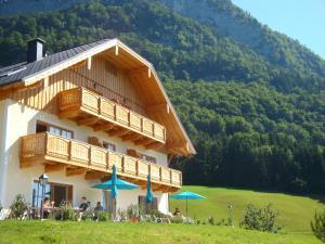 Urlaub am Dichtlhof, Appartamenti  St. Wolfgang - big - 37