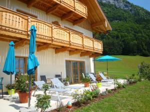 Urlaub am Dichtlhof, Appartamenti  St. Wolfgang - big - 28