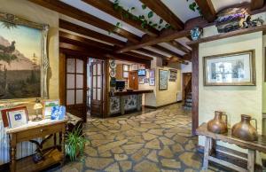 Hotel Ciria, Отели  Бенаске - big - 55