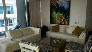 Terrazino Suites Frente al Mar, Appartamenti  Cartagena de Indias - big - 37