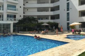 Terrazino Suites Frente al Mar, Appartamenti  Cartagena de Indias - big - 32