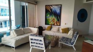 Terrazino Suites Frente al Mar, Appartamenti  Cartagena de Indias - big - 29