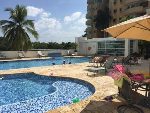 Terrazino Suites Frente al Mar, Appartamenti  Cartagena de Indias - big - 8