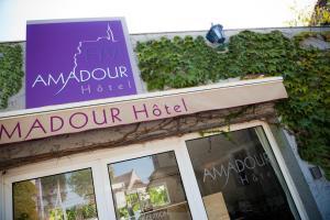 Amadour Hôtel, Отели  Рокамадур - big - 21