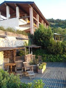 Bio Due Di Moro, Hétvégi házak  Gardone Riviera - big - 12