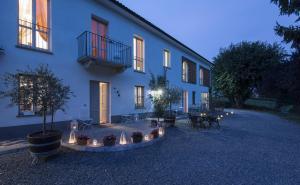 Agriturismo Albarossa, Vidiecke domy  Nizza Monferrato - big - 1