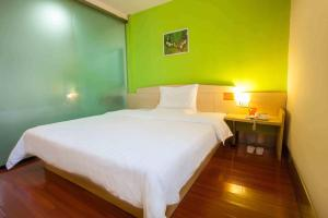 7Days Inn Wuhan Huazhong Science and Technology University Guanggu Square, Hotels  Wuhan - big - 9