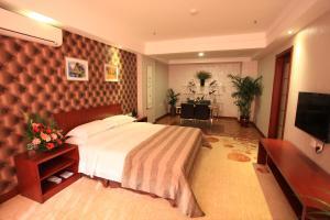 Baotou Zhenghe Hotel, Отели  Баотоу - big - 2