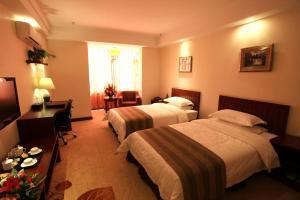 Baotou Zhenghe Hotel, Отели  Баотоу - big - 5