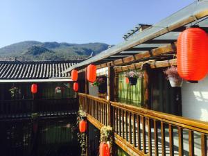 Lijiang Shuhe Qingtao Inn, Penziony  Lijiang - big - 107
