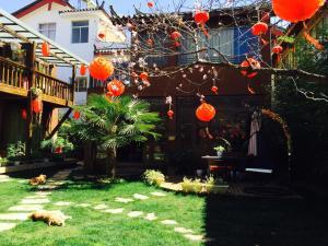 Lijiang Shuhe Qingtao Inn, Penziony  Lijiang - big - 109