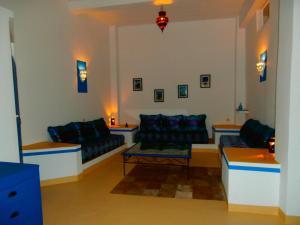 Maison D'hôtes Tiwaline, Penzióny  Sidi Ifni - big - 11
