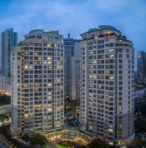 Somerset Grand Citra Jakarta, Apartmánové hotely  Jakarta - big - 49