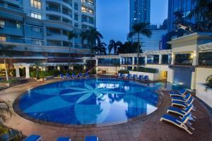 Somerset Grand Citra Jakarta, Apartmánové hotely  Jakarta - big - 1