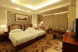 Nantong Jinshi International Hotel, Hotely  Nantong - big - 14
