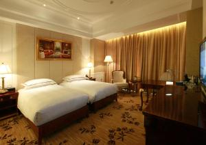 Nantong Jinshi International Hotel, Hotely  Nantong - big - 12