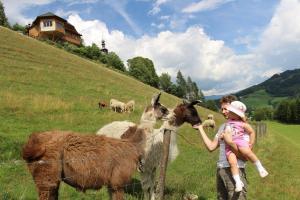 Gasthof Kirchmoar, Ferienwohnungen  Sankt Blasen - big - 16