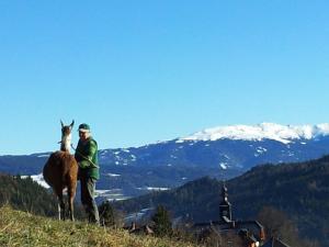 Gasthof Kirchmoar, Ferienwohnungen  Sankt Blasen - big - 14
