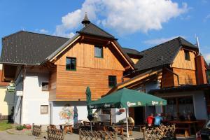 Gasthof Kirchmoar, Ferienwohnungen  Sankt Blasen - big - 13
