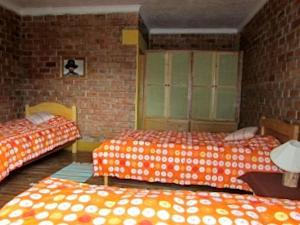 3-personersværelse med eget badeværelse