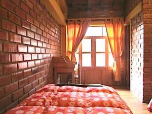 Enkeltværelse med badeværelse