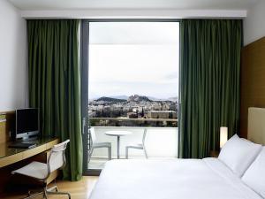 Hilton Athens, Отели  Афины - big - 28