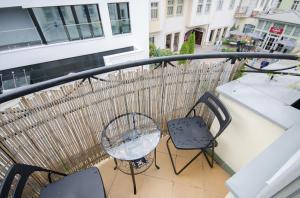 Dom & House - Apartamenty Monte Cassino, Apartmány  Sopoty - big - 61