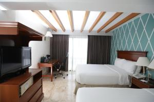 Capital Plaza Hotel, Hotels  Chetumal - big - 3
