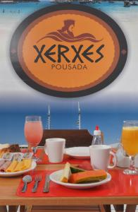 Pousada Xerxes, Penzióny  Arraial do Cabo - big - 26