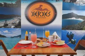 Pousada Xerxes, Penzióny  Arraial do Cabo - big - 25
