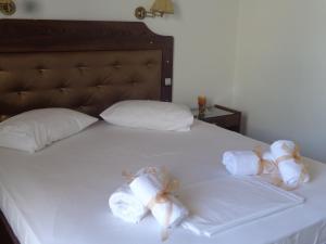 Angela Hotel, Hotely  Agia Marina Aegina - big - 44