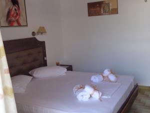 Angela Hotel, Szállodák  Ajía Marína - big - 45